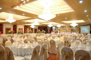 สถานที่จัดงานแต่งงาน : โรงแรมเอวาน่า บางนา
