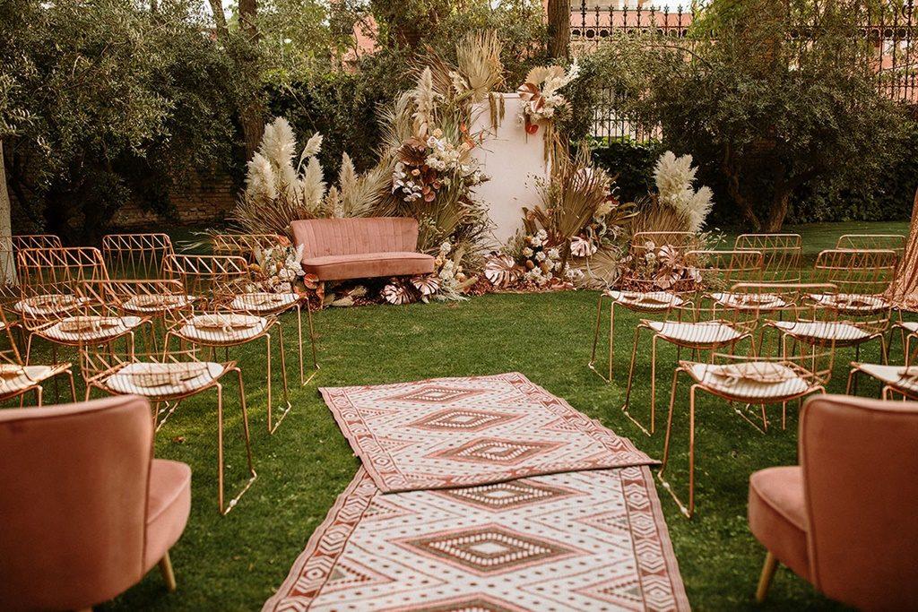 ไอเดียงานแต่งงานในสวนให้สวย ปัง!