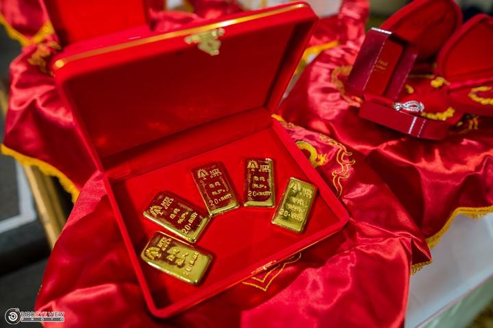 ขั้นตอนการลำดับพิธีแต่งงานแบบจีน ยกน้ำชา