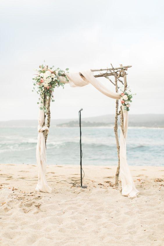 ไอเดีย Backdrop สุดโรแมนติก สำหรับงานแต่งงานในสวน