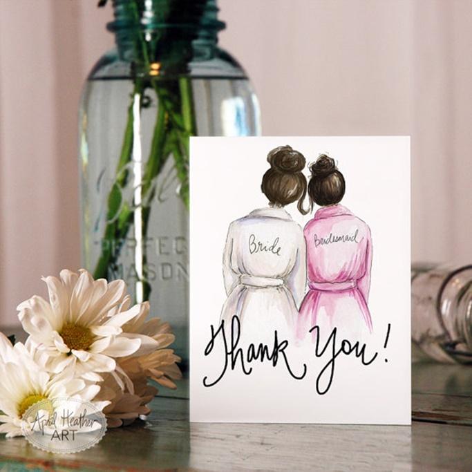 ของขวัญแต่งงานชิค ชิค สำหรับเพื่อนเจ้าสาว